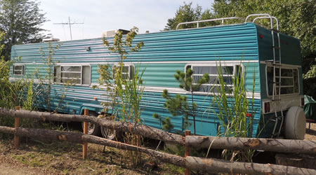 Picture of our Rental Trailers